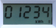 Single Display Digital Meter