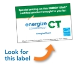 Look for the Energize CT logo